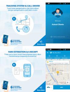 bluebird aplikasi online