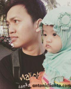 ayah sekaligus blogger