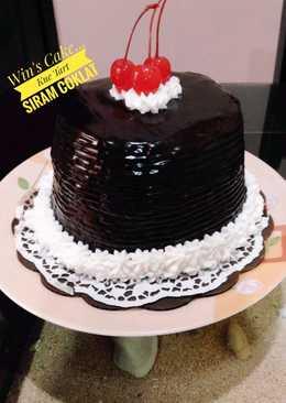Cara Membuat Kue Ulang Tahun Paling Sederhana Antoni