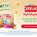 Biscuit Cerelac Nutripuffs