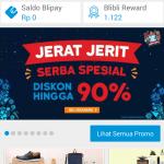 Pengalaman Belanja di Blibli.com Dengan Aplikasi
