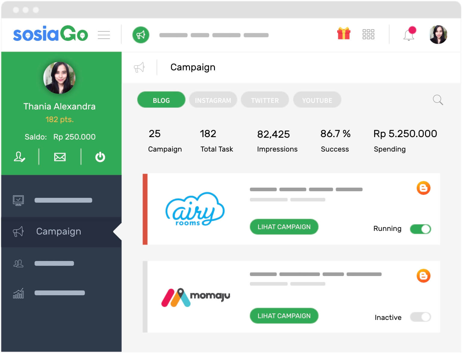 Mau Job Tambahan?Coba Sosiago Influencer Marketing